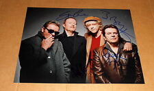 The Boomtown conseil, Original signed photo dans 20x25 CM (8x10 inch)
