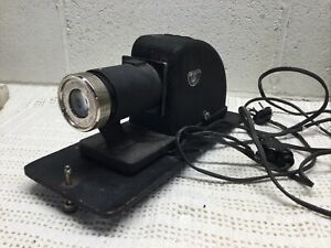 VTG Argus Slide Projector 4 Inch Projection Anastigmat FOR PARTS ONLY Untested