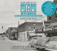 PRE-ORDER Various Artists - Down Home Blues: Miami Atlanta & The South Eastern S