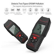 EMF Meter Profi Strahlung Detektor LCD Digital Strahlenmessgerät Dosimeter K7S5