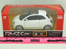 RMZ City Collection Vehicle ~ 34 Fiat 500 car