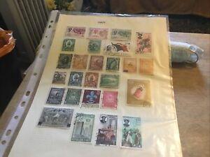 Haiti Used Stamps Lot