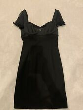 LIU JO Black Smart/Cocktail/Formal Dress - UK Size 12, IT 44