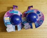 Set of 2 Littlest Pet Shop Walmart exclusive mystery pack series 3 New Sealed