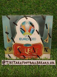 🔴BOX BREAK for Euro 2020 Select Hobby Box - 1 Random Team🔴 Read Description!!