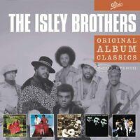 The Isley Brothers - Original Album Classics (2008) 5CD Box Set  NEW  SPEEDYPOST
