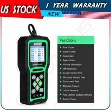 8-18V Vehicle Power Scanner Diagnostic Code Reader OBD2 EOBD Tool J1850-VPW