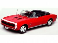 CHEVROLET CAMARO SS 396 CONVERTIBLE DIECAST MODEL NICE DETAIL 1:18 SCALE CLASSIC