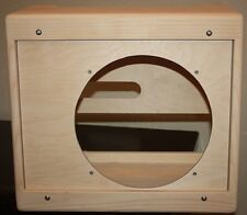 rawcabs Blues Junior III empty 1x12 pine combo cabinet project handcrafted D.I.Y