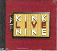 KINK Live 9 - SEALED - Sold Out