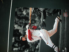 DUSTIN PEDROIA (RED SOX) OFFICIALLY LICENSED 8 X 10 PHOTO
