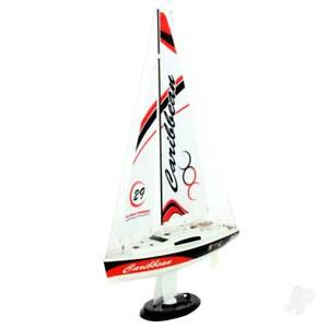 Joysway CARIBBEAN Sailboat 2.4GHz RTR - RC Sailing Yacht (17 Inch Height)