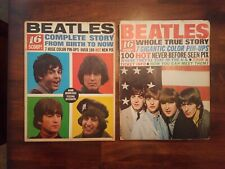 Beatles 16 Scoop Magazines 1965-66