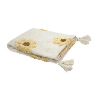 Bambury Daisy Throw Rug|Cushion
