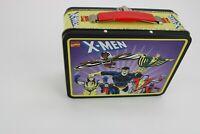 1998 Marvel Comics X-Men Tin Lunch Box