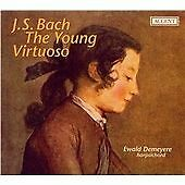 Bach, The Young Virtuoso, Demeyere, Ewald CD | 4015023241701 | New