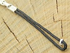 NOS Vintage Unused Watch Band Loop End Butterfly Clasp Gold Filled & Nylon Cord