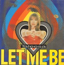 TALEESA - Let Me Be - 1995 Time Italy - TIME 048