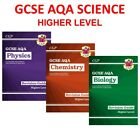 NEW Grade 9-1 GCSE Science AQA Revision Guide Higher Level with Answer CGP