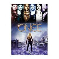 Once Upon a Time: The Complete Second Season (DVD, 2013, 5-Disc Set)
