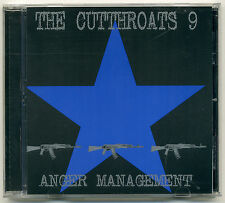 THE CUTTHROATS 9 Anger Management; 2001 CD Reptilian Records