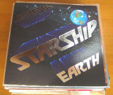 FREE 2for1 OFFER-Jefferson Starship – Earth : Grunt (3) – BXL1-2515/LP