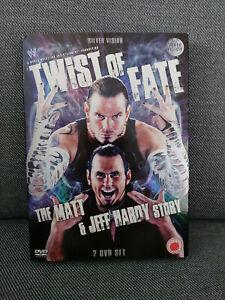 WWE - Twist Of Fate: The Matt & Jeff Hardy Story - 2 DVD Set / DVD