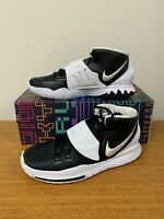 Nike Kyrie 6 TB Basketball Shoes Black White CK5869-002 Men's NEW