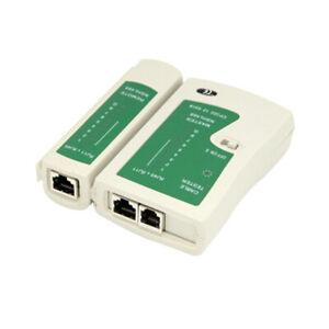 Super Network Lan Professional RJ45 RJ11 Cat5e Cat6  Cable Tester Test Tool