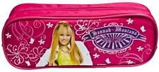 Disney Hannah Montana Miley Cyrus 1 Zipper School Pencil Case Cosmetic