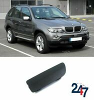 FRONT TOW EYE COVER CAP RIGHT COMPATIBLE WITH BMW E53 X5 SERIES 2003-2006 LCI