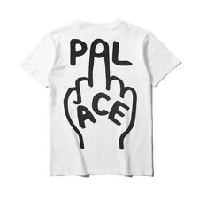 b1a33e0c Palace Middle finger T-shirt White Short Sleeve XL