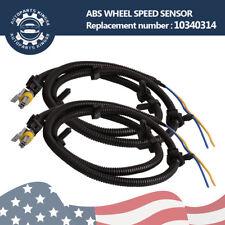 ABS Wheel Speed Sensor Wire Harness For 2000-2012 Chevrolet Impala Monte Carlo