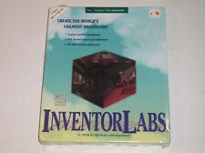 Nib Houghton Mifflin Interactive Inventorlabs Technology Cd-Rom Inventions
