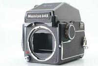 [EXC+5]  Mamiya M645 Medium Format Camera w/ CDS Prism Finder From JAPAN #199