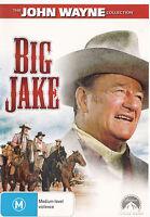 BIG JAKE John Wayne DVD R4 - PAL