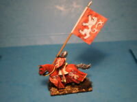 28 MM WELL PAINTED PLASTIC SIR WILLIAM WALLACE ( 1270-1305 ) SCOTTISH LEADER !
