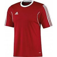 adidas Squad 13 Short Sleeve Jersey Size S Red RRP £30 BNWT Z20621