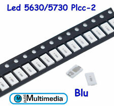 20 LED SMD 5630/5730 COLORE BLU 20LM 465NM