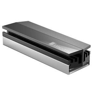 Aluminum SSD M.2 Cooling Cooler Heat Sink Heatsink NGFF NVME PCIE 2280 Gaming