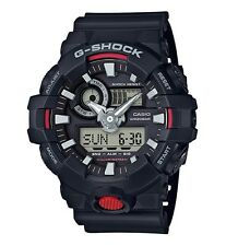 Casio G-Shock * GA700-1A Front Button Anadigi Black for Men COD PayPal #crzycod