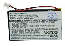 Batterie 1200mAh type LISI241 Pour Sony Clie NR60 NR60V NR70 NR70V NR70VL NX60