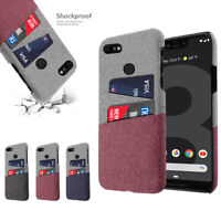 Case For Google Pixel 2 3 2/3 XL Shockproof Case Protective Cover with Card Slot