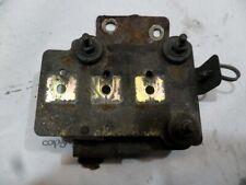 Nissan Patrol GR Y61 97-13 2.8 RD28 SWB vacuum valve solenoid rubber mount