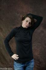 Markenlose Normalgröße Damen-Kapuzenpullover & -Sweats aus Baumwolle