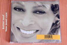 Tina Turner – Whatever You Want - Boitier neuf - CD Single promo RTL