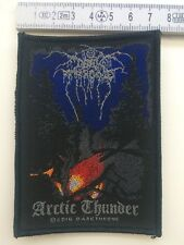 Darkthrone - Arctic Winter Aufnäher / Patch (Black Metal Sammlung)