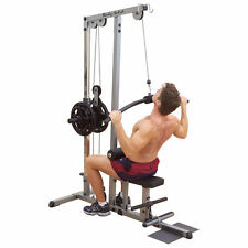 Body-Solid Pro-Lat Machine (Plate Loading)