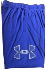 Men's Under Armour Tech™ Graphic Shorts.Color:Electric Blue