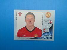 Figurine Panini Champions League 2012-13 2013 n.521 Phil Jones Manchester Utd